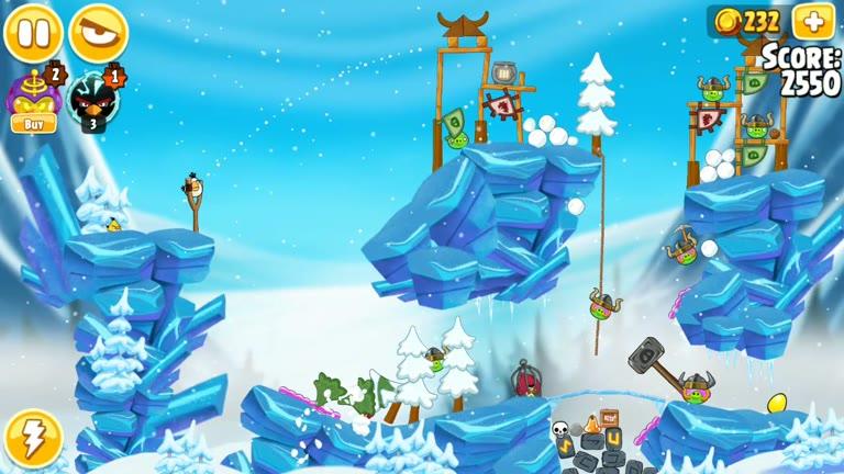Android - Angry Birds Seasons - Ragnahog - 1-12 - 149,780 - Rodrigo Lopes
