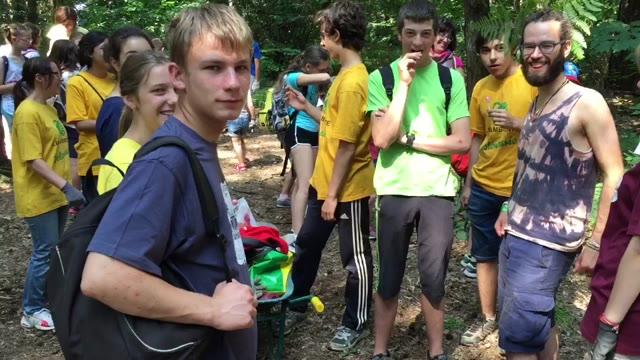 Video: Dieci giovani da tutta Europa al lavoro per i dieci anni di parco RTO