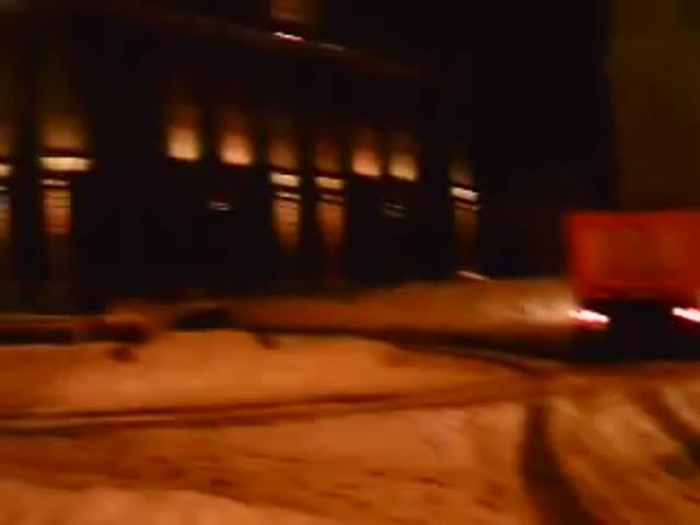 Video: Gli spazzaneve in centro a Gallarate nel 2006