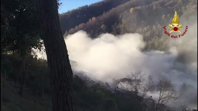 Video: Pescara del Tronto subito dopo il sisma