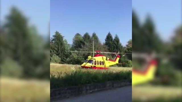 Video: Elisoccorso a Brenta