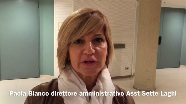 Video: Il direttore amministrativo Bianco spiega l'organizzazione del cincorso