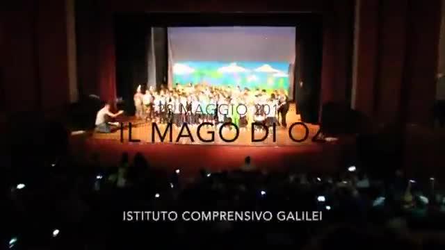 """Video: """"Il Mago di Oz"""" della scuola Dante"""