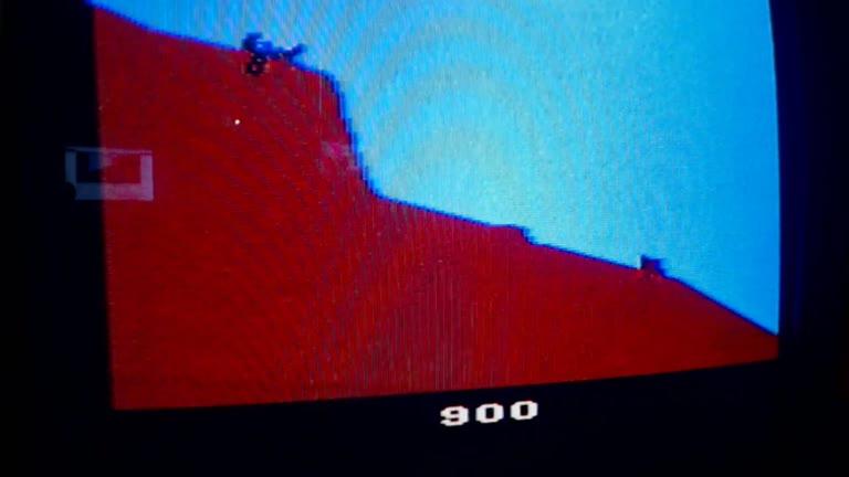 Atari 2600 / VCS - California Games - NTSC - BMX - 99,990 - Charles Adams
