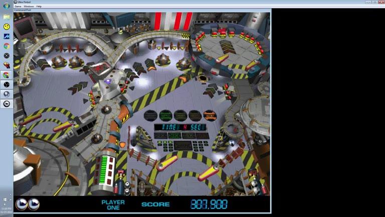 PC - 3D Ultra Pinball - Command Post - 100,675,288 - Craig Gallant