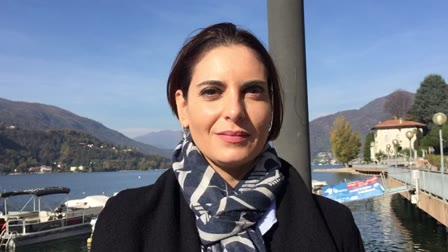 Video: L'assessore regionale Cristina Cappellini a Porto Ceresio