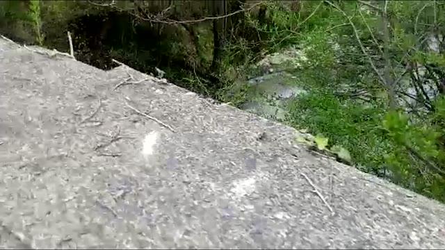 Video: La fogna finisce nell'Arnetta