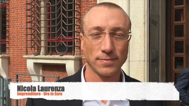 """Video: Laurenza assolto: """"Finito un incubo"""""""
