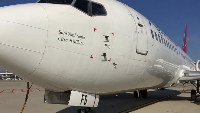 Video: Il nuovo volo per Lourdes inaugurato a Malpensa