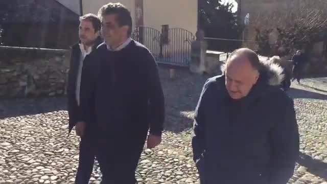 Video: Stefano Malerba cominciata la sua campagna dal Sacro Monte