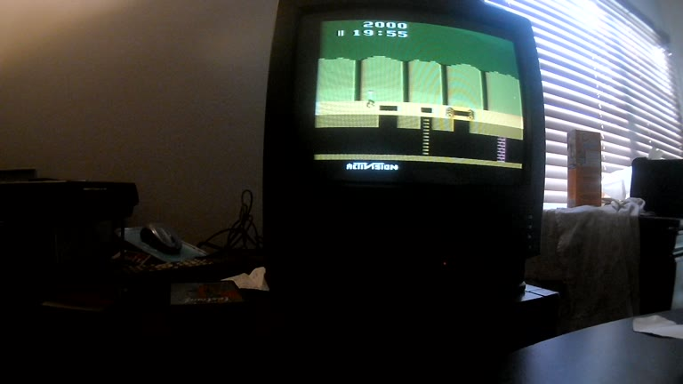 Atari 2600 / VCS - Pitfall! - NTSC - Game 1, Difficulty B - 114,000 - Rudy Ferretti