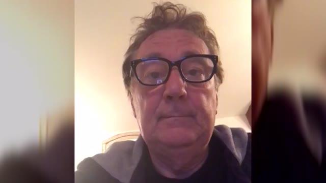Video: Enzo Iacchetti lancia il suo evento benefico