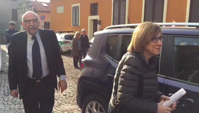 Video: La cittadinanza onoraria a Lea e Daniele Nissim