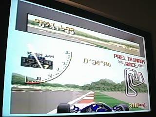 Sega Genesis / Sega Mega Drive - Ayrton Senna's Super Monaco GP II - NTSC - Senna GP - Brazil [Fastest Race] - 01:53.97 - Marc Cohen