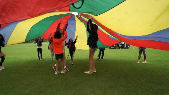 Glastonbury Campus - Mini Olympics