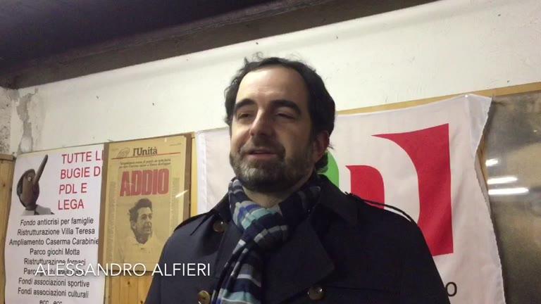 Video: Alessandro Alfieri sull'Ospedale di Cuasso al Monte