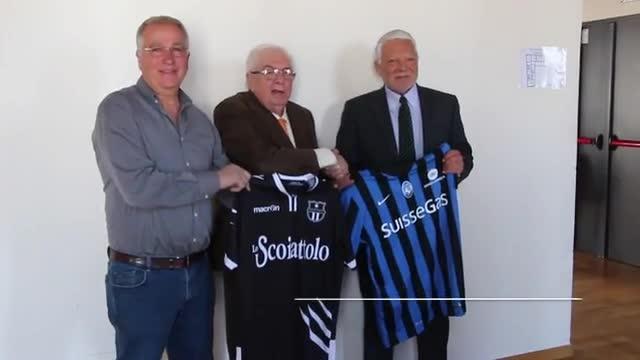 """Video: Atalanta crea un """"centro di formazione"""" con la Varesina"""