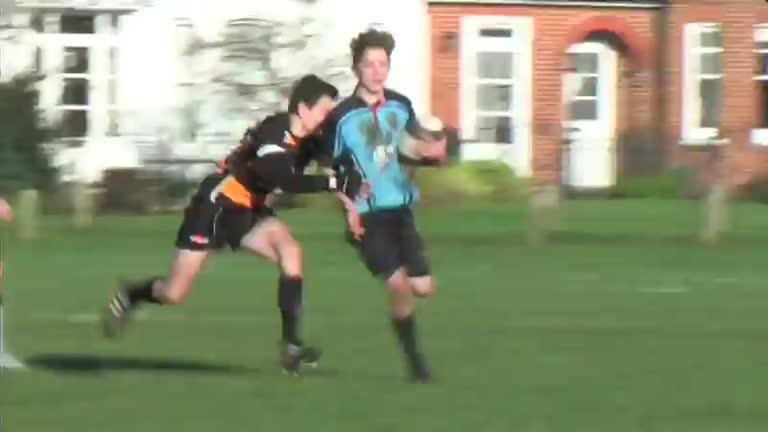 Adidas miCoach Rugby