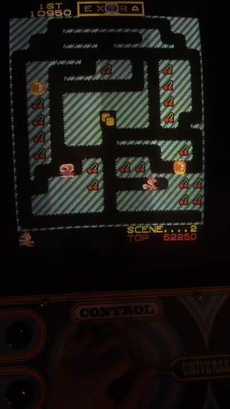 Arcade - Mr. Do! - Do you like apples?  How do ya like them apples? - 5 - william rosa