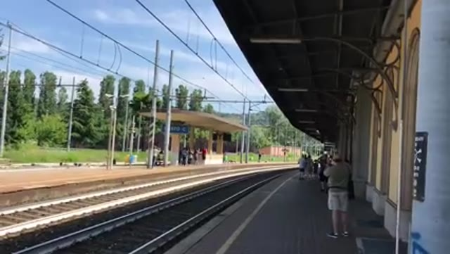 Video: Il treno a vapore passa dal Varesotto