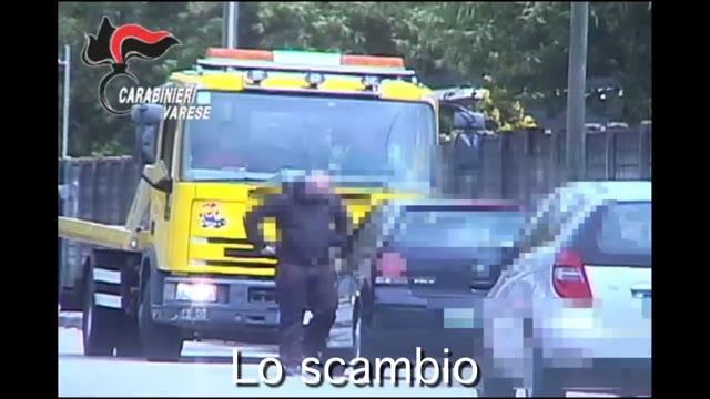 Video: Maxi operazione antidroga