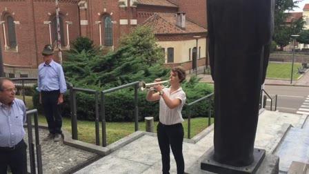 Video: Il sindaco Angelo Bellora ricorda Laura Prati
