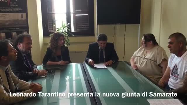 Video: La nuova giunta di Samarate
