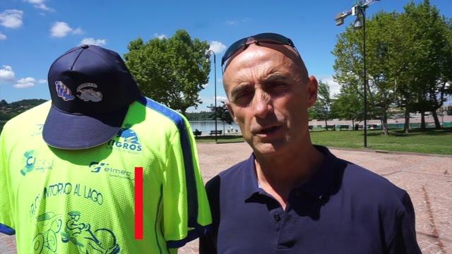 Video: Giro intorno al Lago di Varese, si scaldano i motori