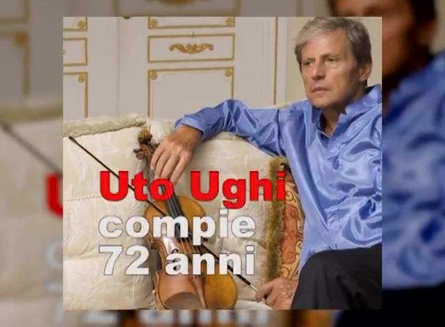 Video: Uto Ughi compie 72 anni