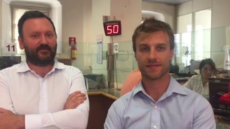 """Video: Gli assessori: """"Aiuteremo i cittadini allo sportello"""""""