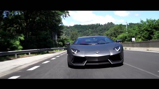 Video: Il backstage del film con la Lamborghini sulle strade del Varesotto