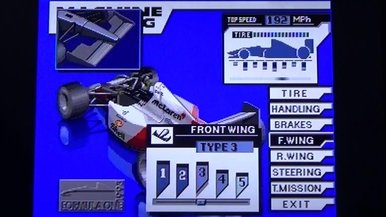 Sega CD - Formula One World Championship: Beyond the Limit - NTSC - Free Practice - Autodromo Jose Carlos Pace [Brazil  Sao Paulo] [Fastest Lap] - 01:27.55 - Terence O'Neill