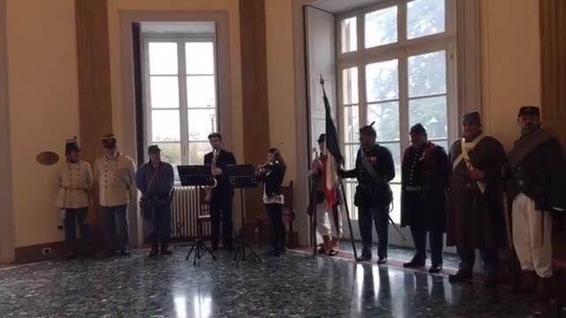 Video: Un ballo nella Varese risorgimentale