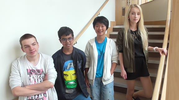 Academy Film Production - Blue Team, Week 3