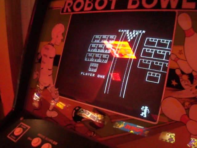 Arcade - Robot Bowl - Points - 300 - Brendan O'Dowd