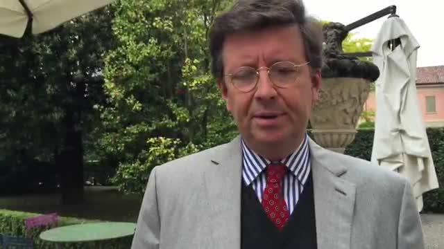 """Video: Marco Magnifico: """"Le novità per Villa Panza"""""""