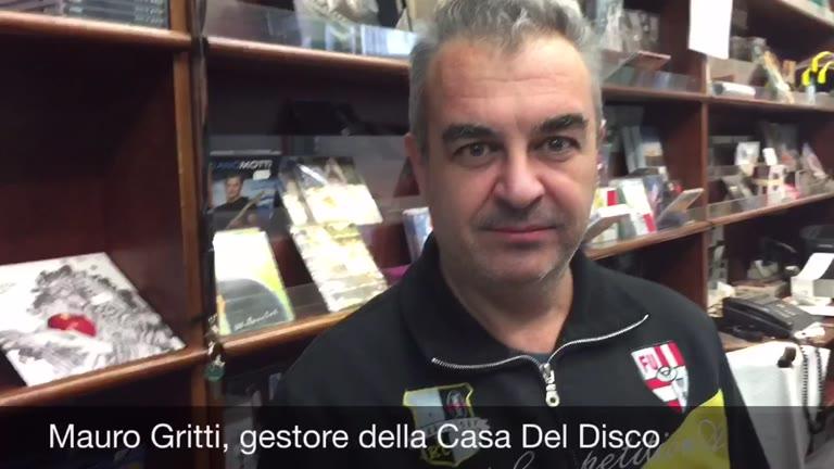 Video: Ultimi giorni alla Casa del Disco