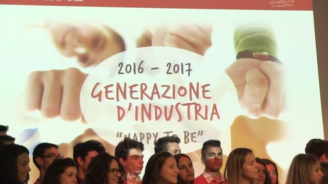 Video: La premiazione di generazione d'industria