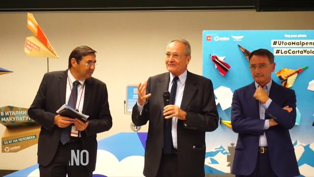 Video: 300 aeroplani a Malpensa per riciclare