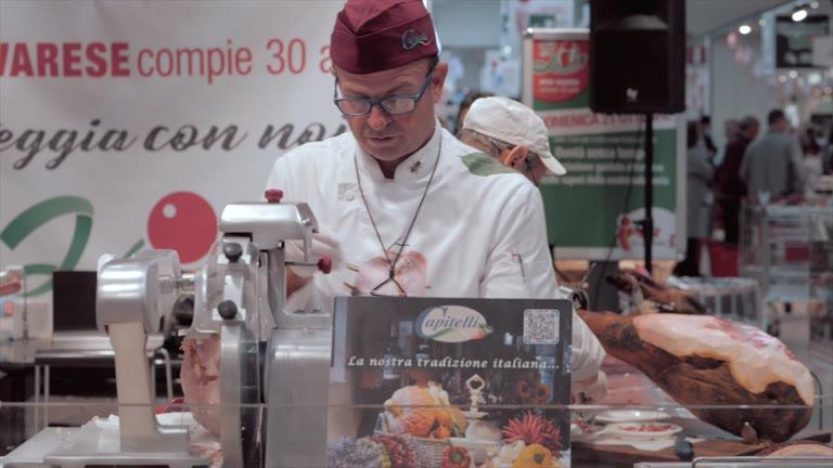 Video: Degustazione di salumi da Iper