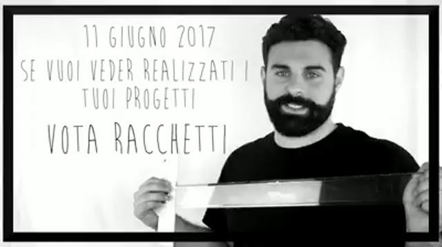 Video: #votaracchetti, la campagna elettorale