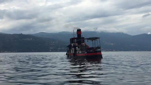 Video: Sulla barca a vapore Gredo