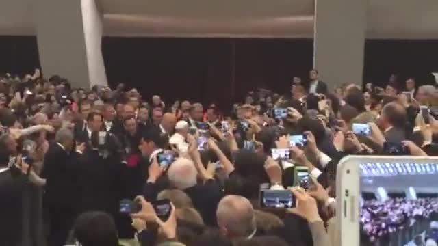 Video: Univa in udienza dal Papa