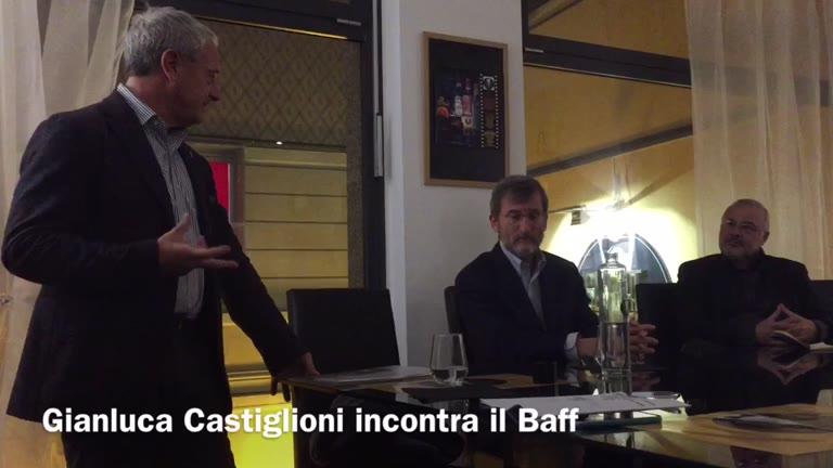 """Video: Gianluca Castiglioni: """"Sogno un Baff popolare"""""""
