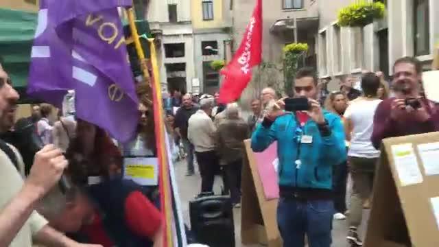 Video: Tagliatelle in piedi