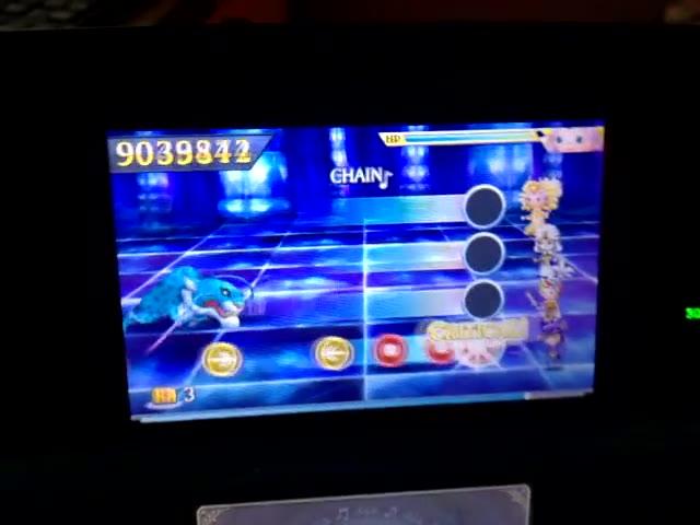 Nintendo 3DS - Theatrhythm Final Fantasy: Curtain Call - Music Stages - Final Fantasy IV - Battle 2 - Expert Score - 9,999,999 - Rodrigo Lopes
