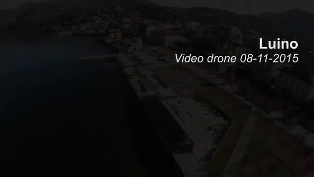 Video: Luino dall'alto è ancora più bella