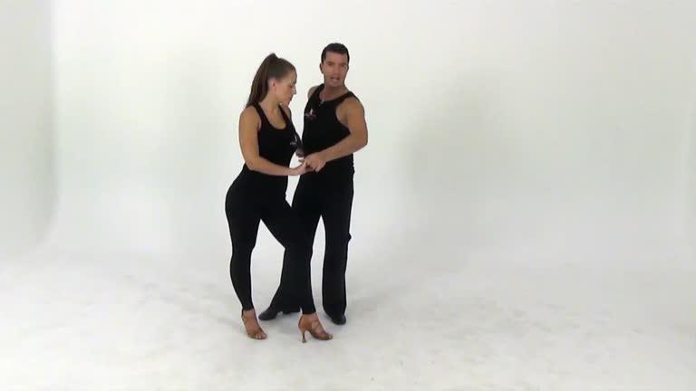S72 Technique - Cross Body Turn Part 2