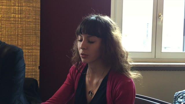 Video: Margherita inventa il quaderno per De Simone