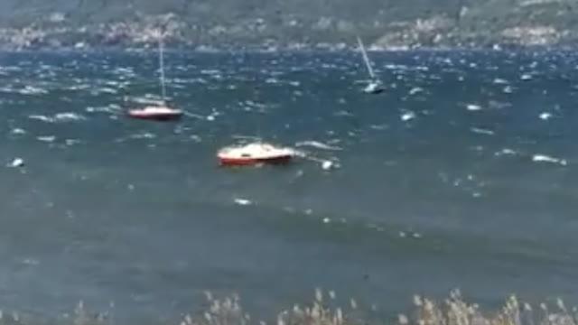 Video: Vento sul Lago Maggiore